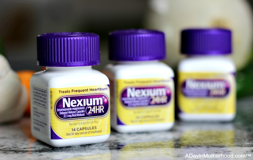 Use Nexium24 to combat heartburn from spicy food like Slow Cooker Wazzu Chili