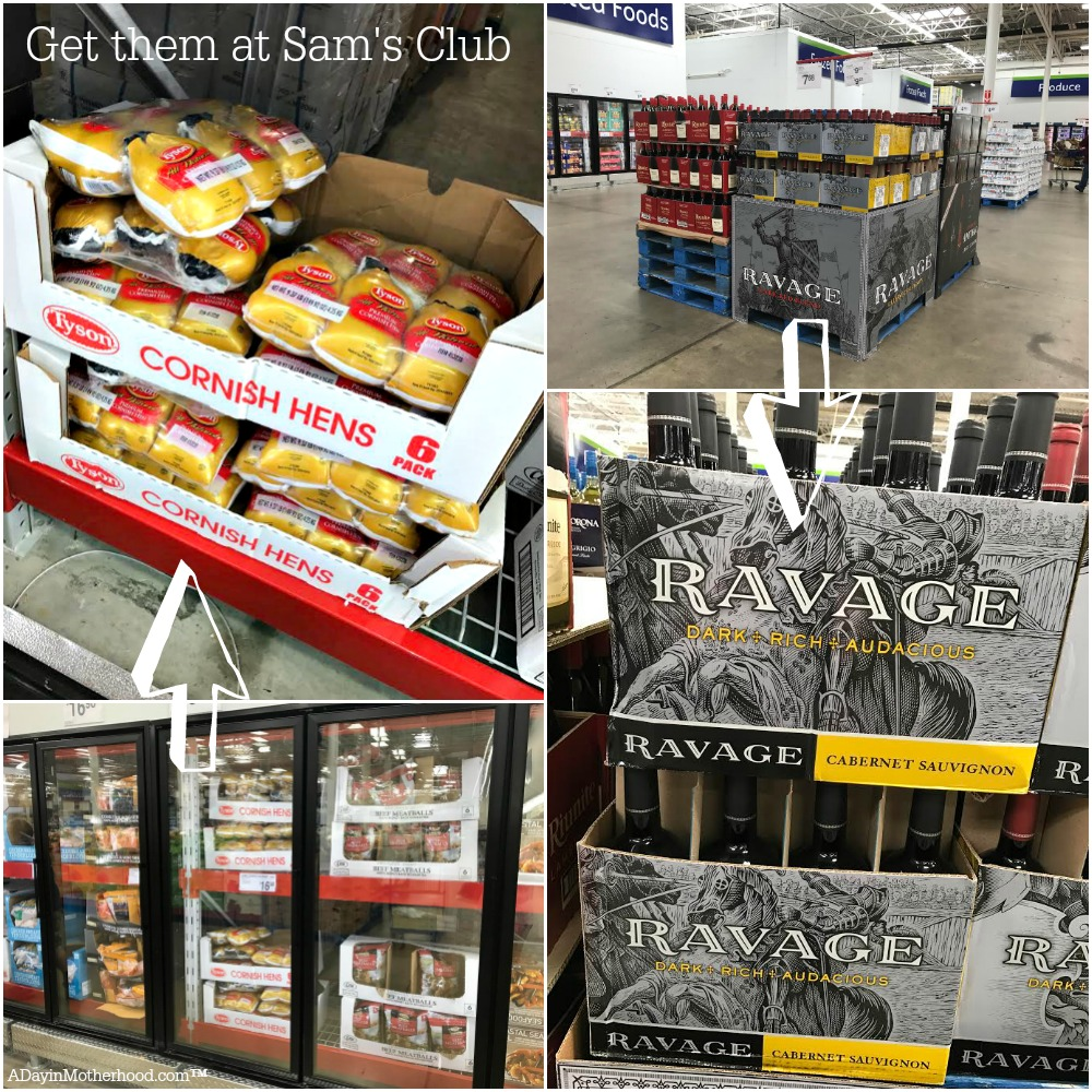 Shop for the ingredients for Slow Cooker Wild Rice Stuffed Cornish Game Hen Recipe at Sam's Club