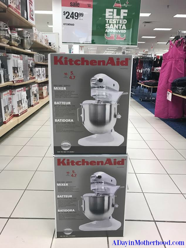 A stand Mixer is a great Top 10 Gift for Her