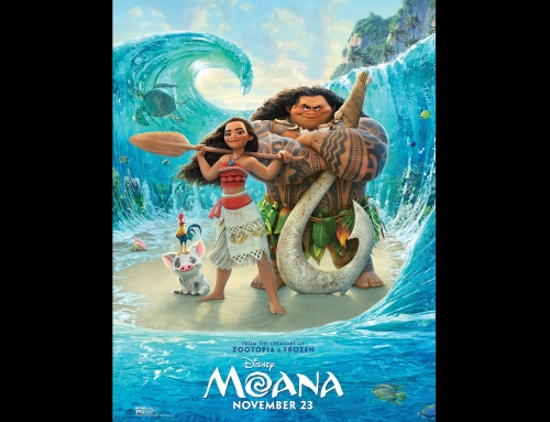 See MOANA 11/23 in a Dolby Cinema at AMC for the BEST Experience