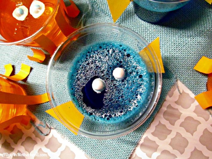 Finding Dory Jello Cups. ad