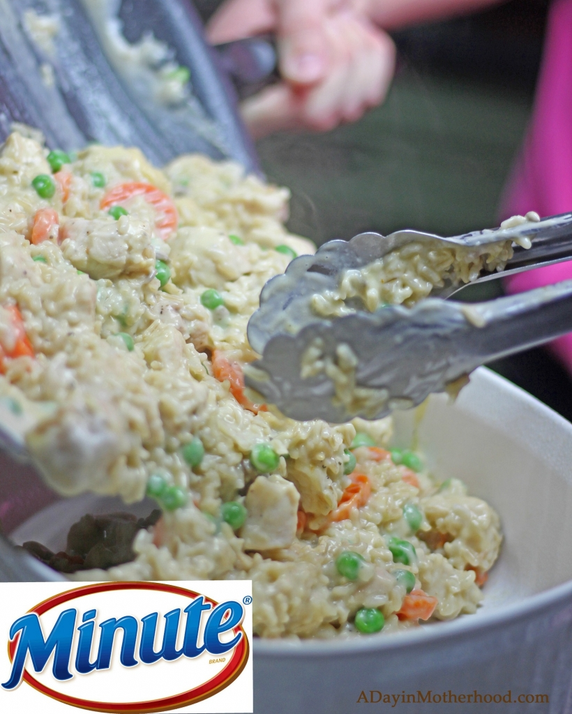 Minute Rice makes every meal better