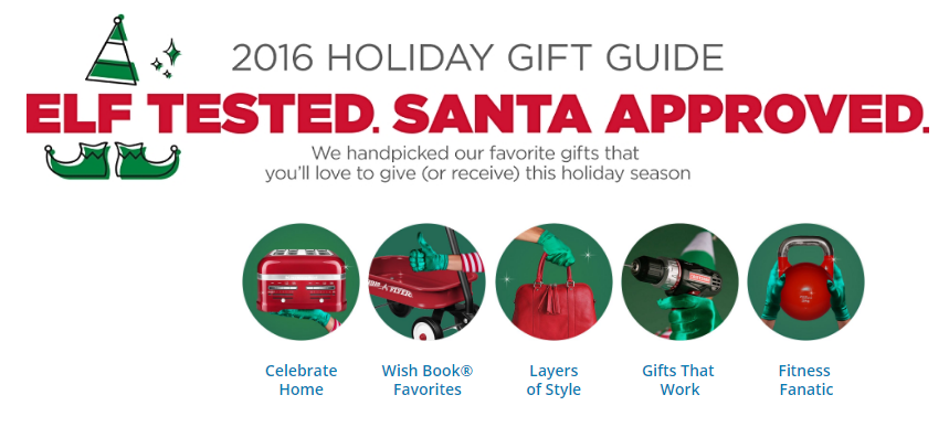 Get a list of the Top 10 Gifts for Her at Sears!