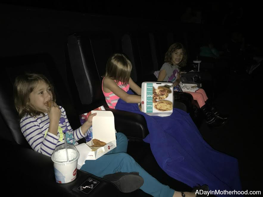 My kids love any movie that is playing at Dolby Cinema at AMC! See my MOANA review