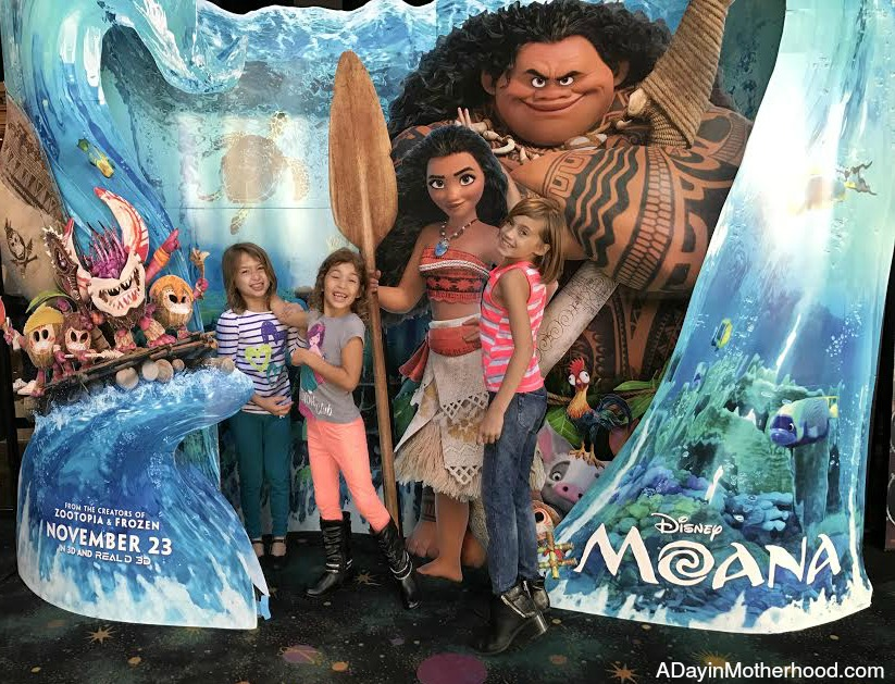 My MOANA review is here and it is in theaters now. See it in a Dolby Cinema at AMC