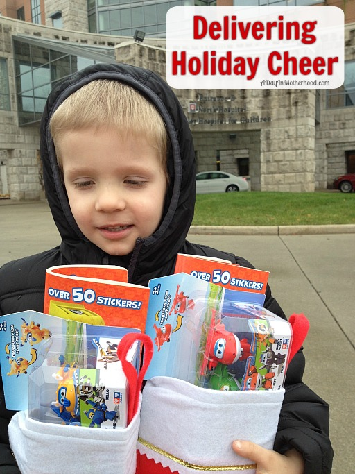 Deliver Super Wings to local children in need. ad
