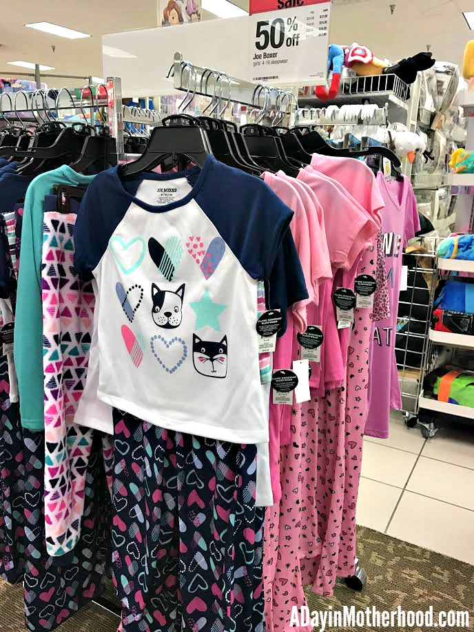 PJ's for kids are always a great holiday gift!