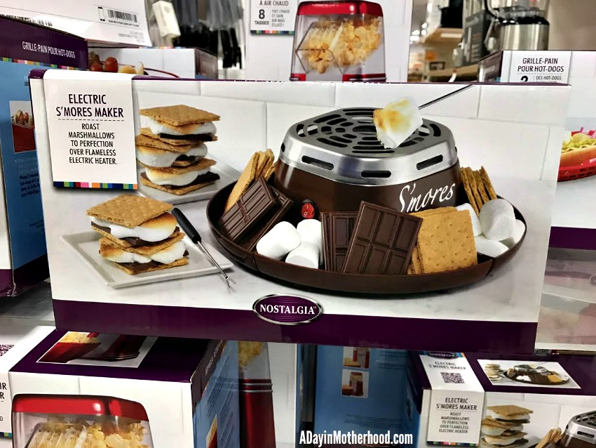 A last minute gift for anyone, a S'more maker!