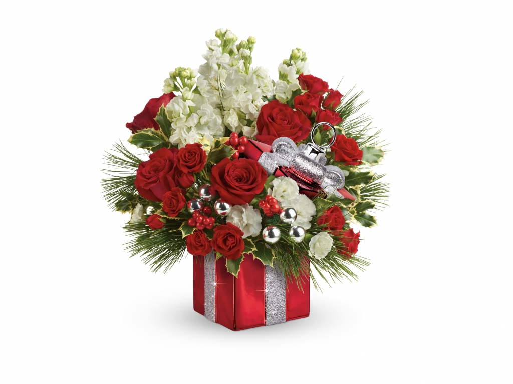 Teleflora has an array of beautiful arrangements for any table