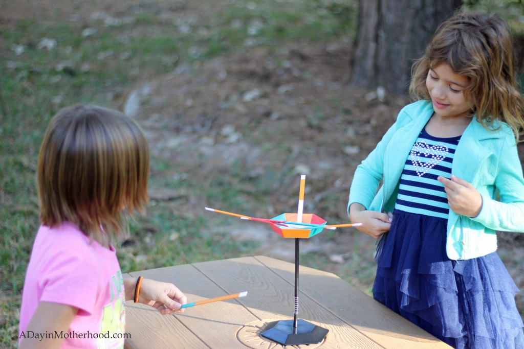 Stick Stack and Boulder Burst offer fun family games