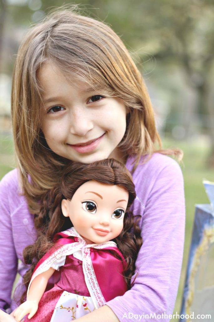 Let them imagine and play with Beauty and the Beast Toys