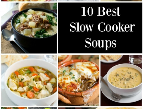 10 Best Slow Cooker Soup Recipes