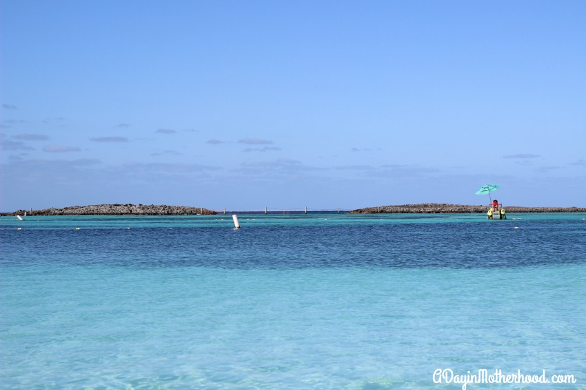 Just breathe in Castaway Cay