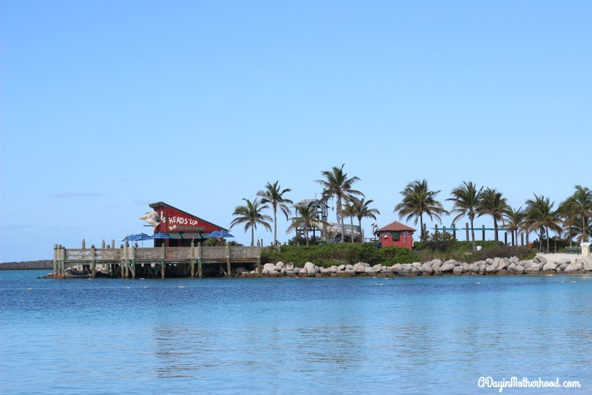 Play, eat and relax on Castaway Cay