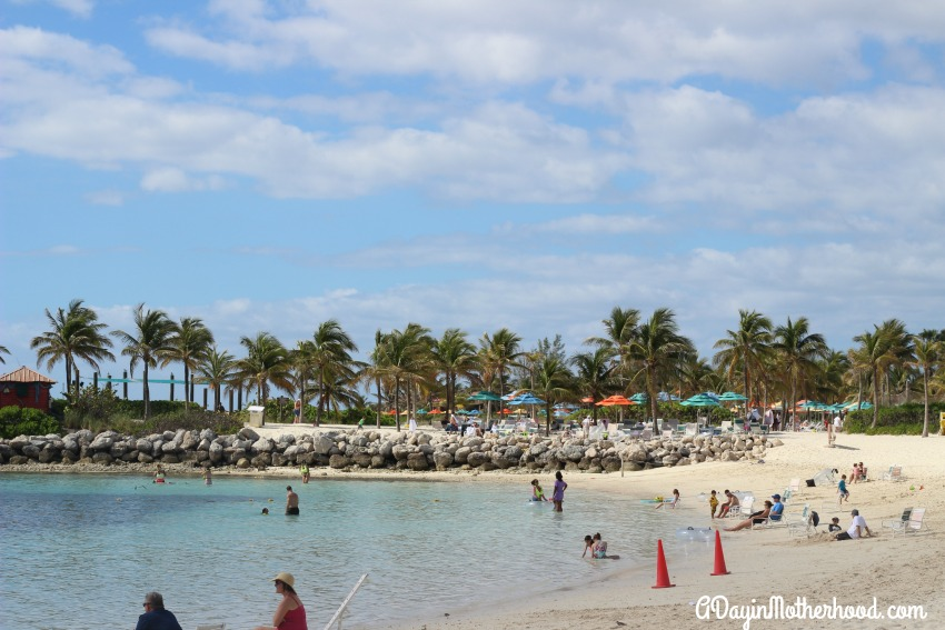 Castaway Cay has something for everyone