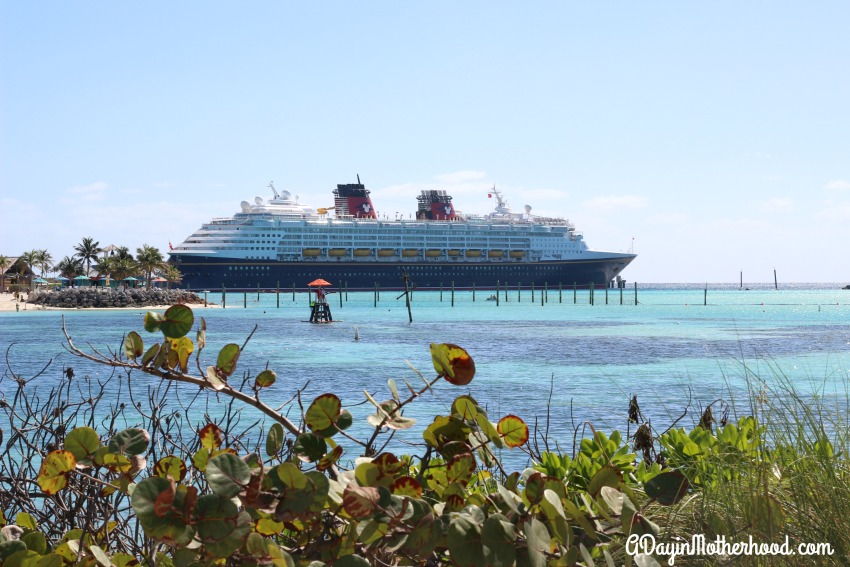 Castaway Cay is only available on a Disney Cruise
