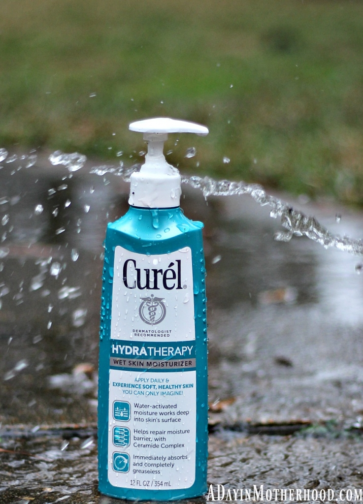 Curel Hydra Therapy can help get your dry skin under control