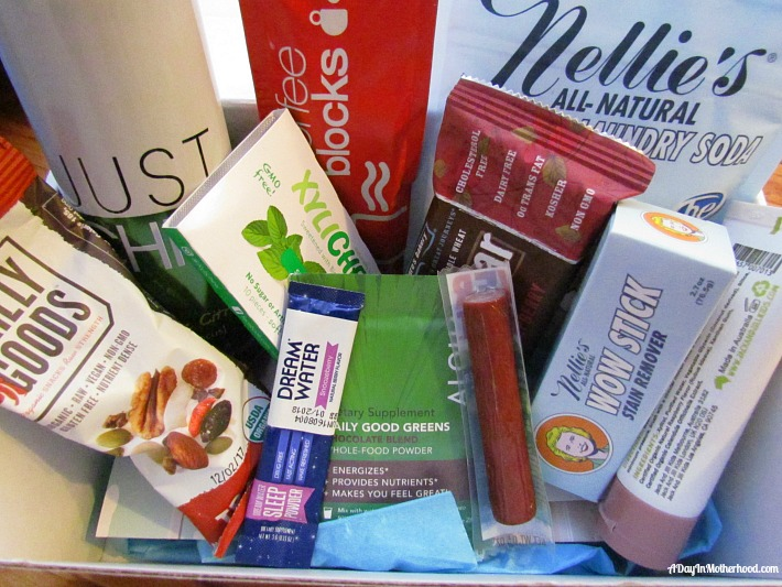 Check out the Daily Goodie Box for free goodies each month!
