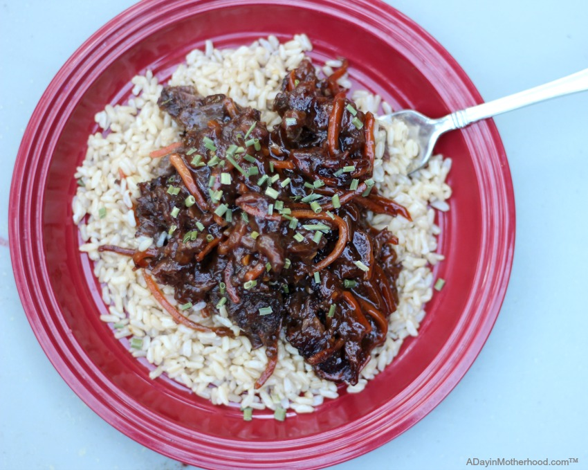 This Slow Cooker Mongolian Beef Recipe was made possible with ButcherBox