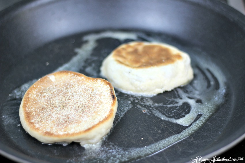 Let the Thomas' English Muffins soak up the flavor for this 4 Mother's Day Brunch Recipes