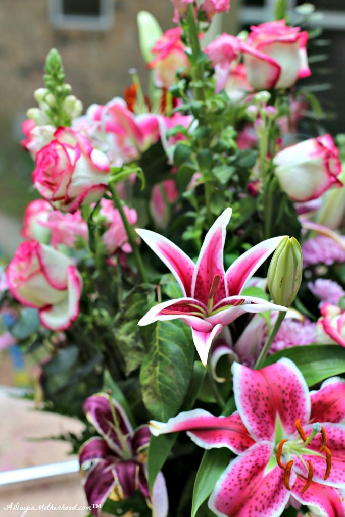 Celebrate Mom with a Floral Bouquet from Teleflora