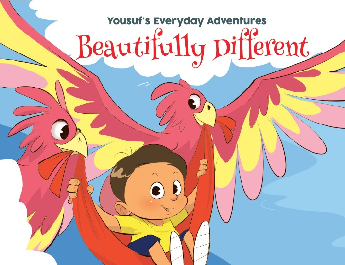 Beautifully Different by Dana Salim book review. ad