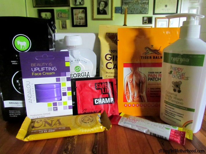 Check out what came in May's Daily Goodie Box. ad