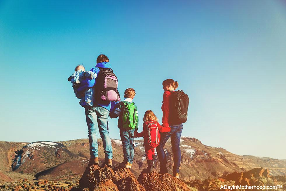 Day Hiking with Your Kids this Summer: The Benefits & the Logistics are all in this article