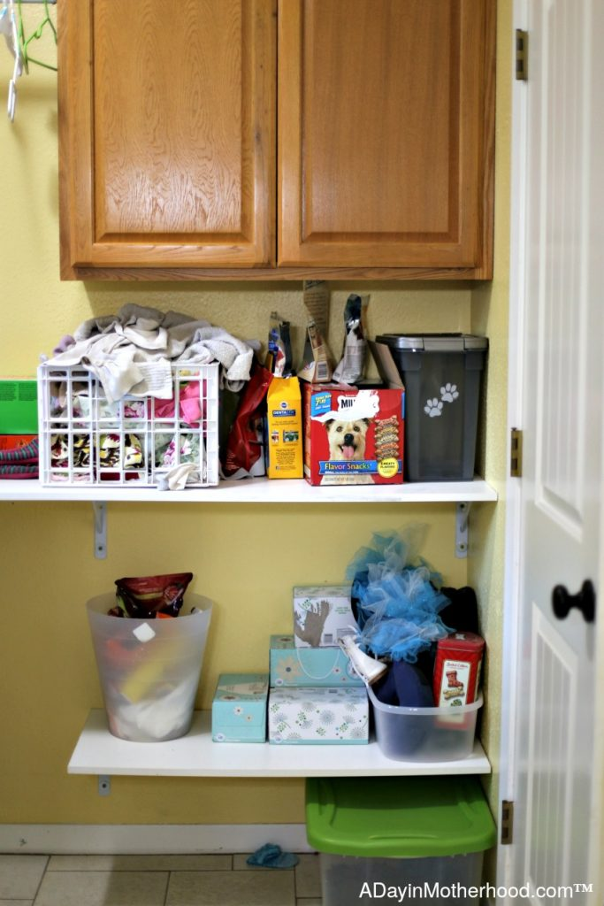 A mess of a laundry room? Check out these Ways to Organize Your Laundry Room
