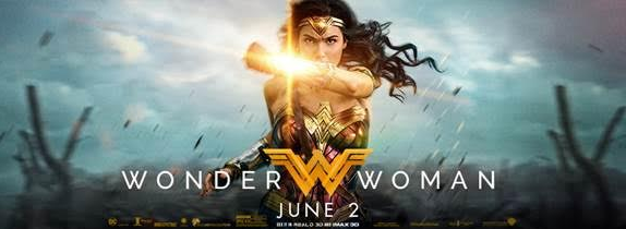 WIN a $25 Gift Card to See Wonder Woman in Theaters June 2 + Make your own gauntlet