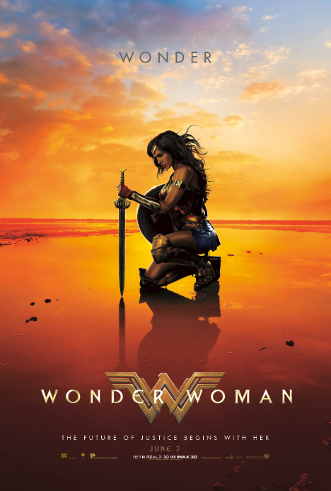 WIN a $25 Gift Card to See Wonder Woman in Theaters June 2 and get ready to be thrilled