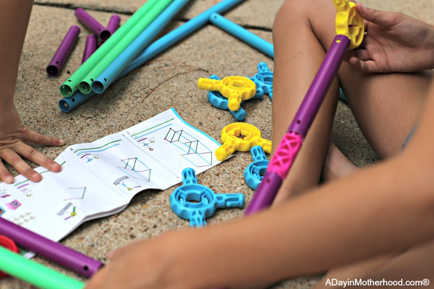 Let Your Kids Build Creatively this Summer with Antsy Pants at Target toy aisle