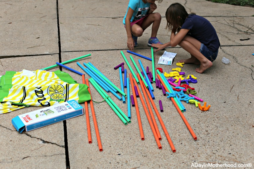 Let Your Kids Build Creatively this Summer with Antsy Pants at Target