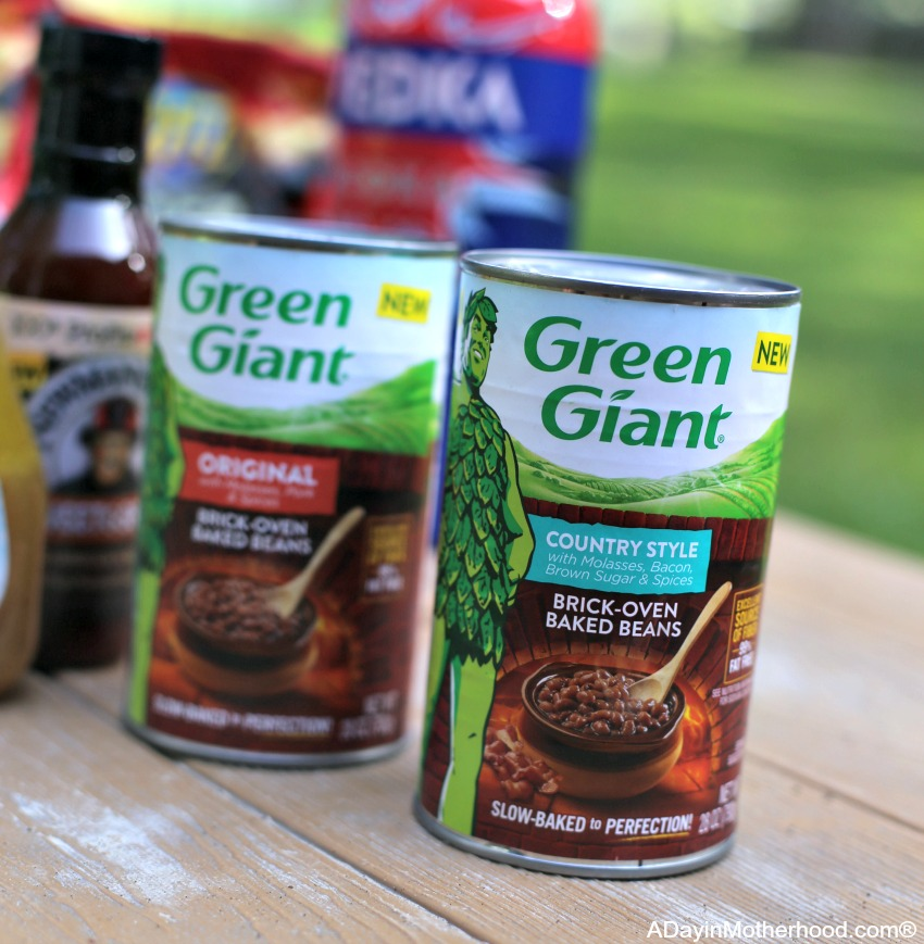 Celebrate the 4th with a Meal and Specialty Drink for the Red, White and BOOM with Green Giant