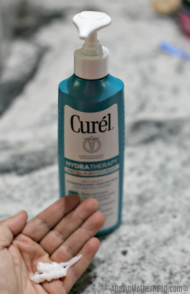 A Dry Skin Solution that Really Works for My Active Lifestyle for daily use