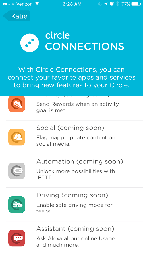 Filter Your Kids Online Activities with Circle with Disney with more precision