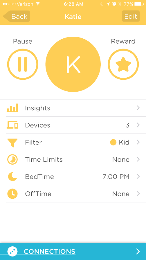 Filter Your Kids Online Activities with Circle with Disney with individula monitoring