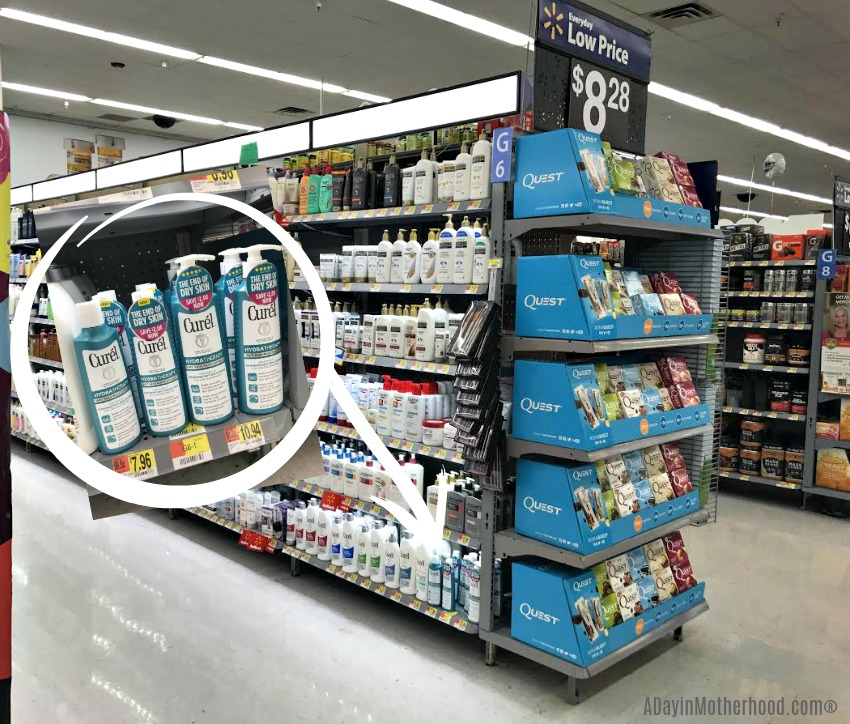 A Dry Skin Solution that Really Works for My Active Lifestyle at Walmart
