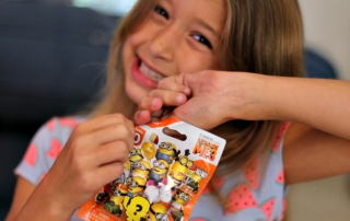 Despicable Me 3 is in Theaters June 30 and play with Mega Blocks Action figures too