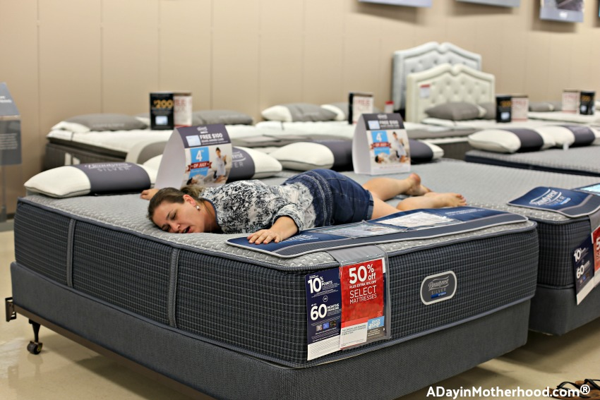 Save BIG at Sears Extended 4th of July Sale with mattresses
