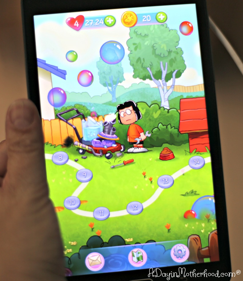 Download Snoopy Pop & Watch the Whole Family Play