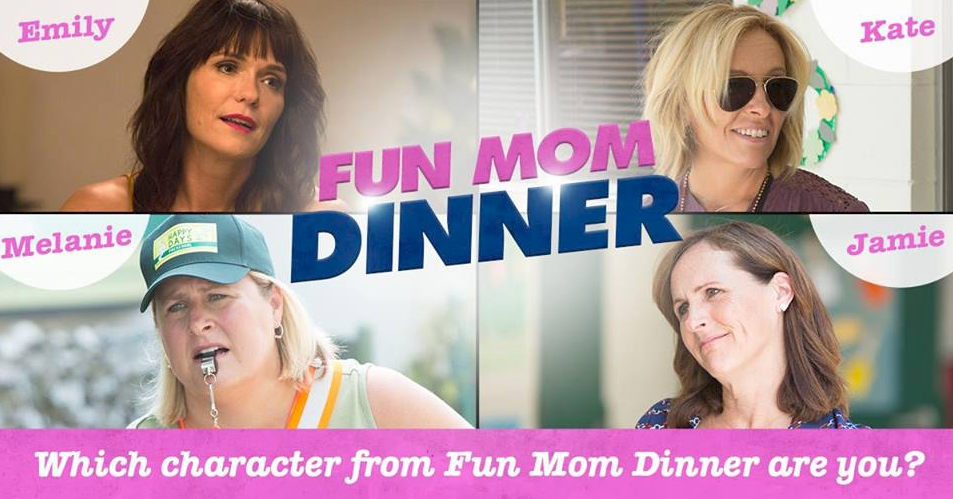 The FUN MOM DINNER Movie is Here quiz