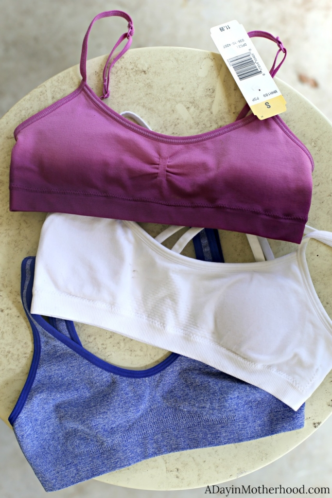 482ce7c92f Is It Time for My Daughter to Have a Training Bra  + WIN a  50 ...