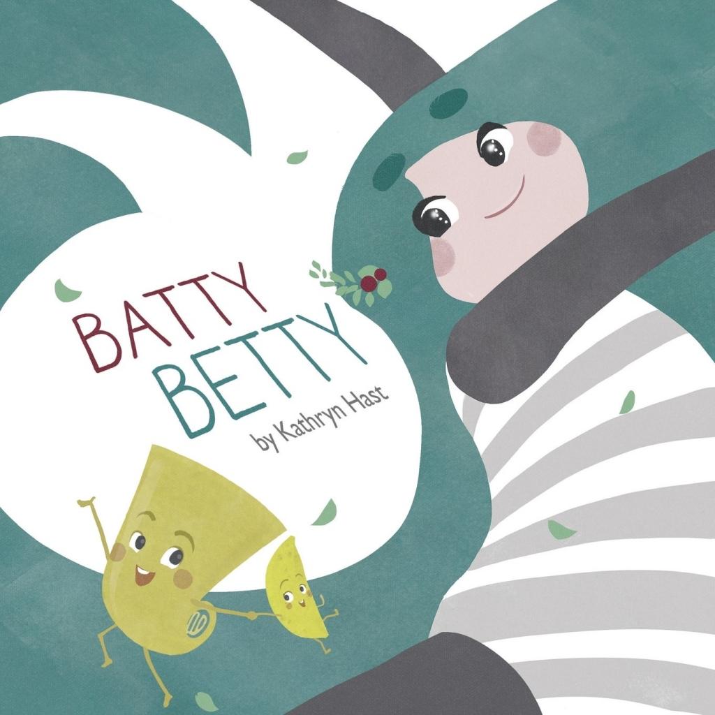 Batty Betty by Kathryn Hast. ad