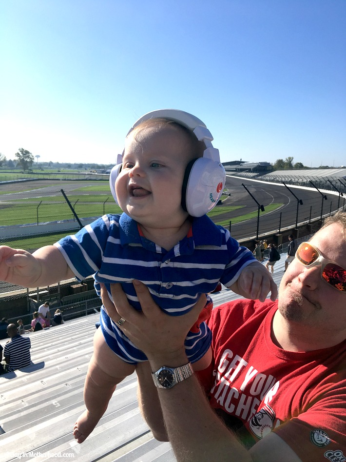 HearMuffs help kids enjoy getting out while protecting their ears from loud sounds. ad