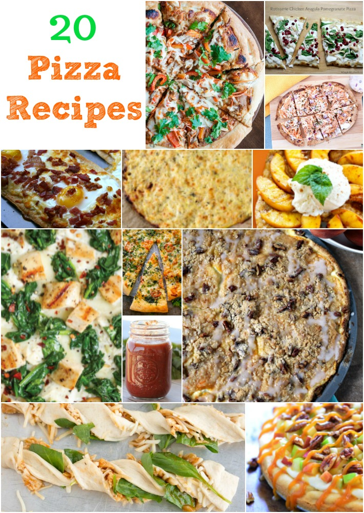 Tired of takeout? Make one of these pizza recipes at home.