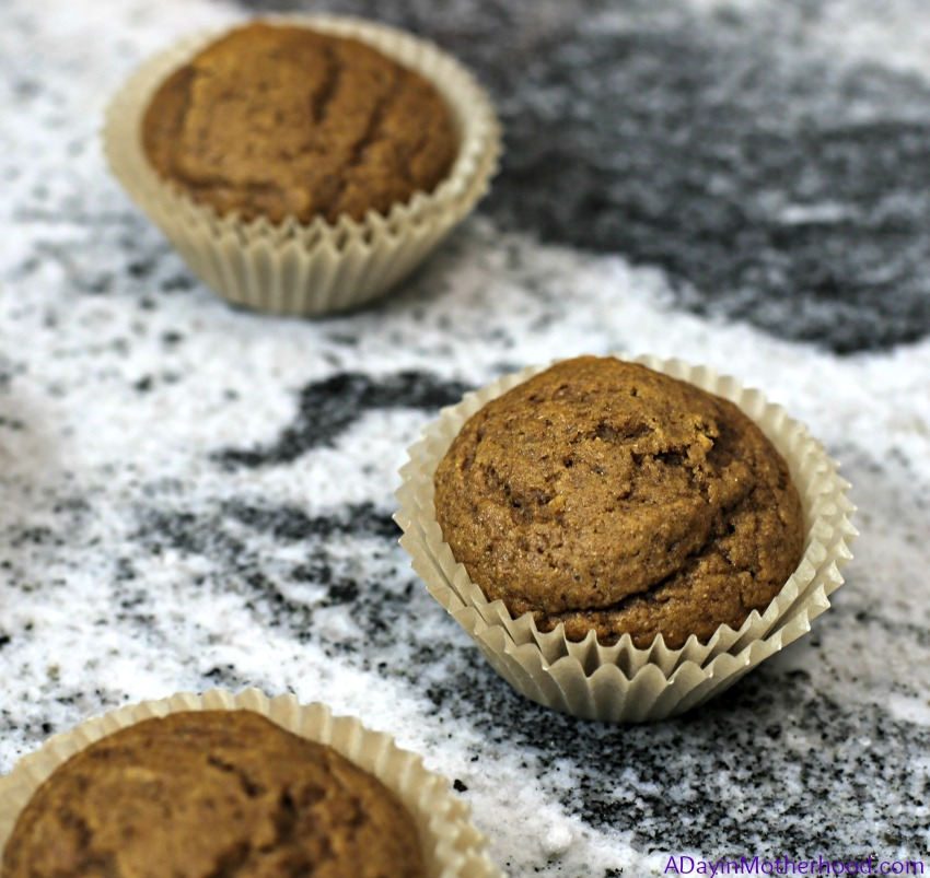 Easy Pumpkin Muffins Recipe with love