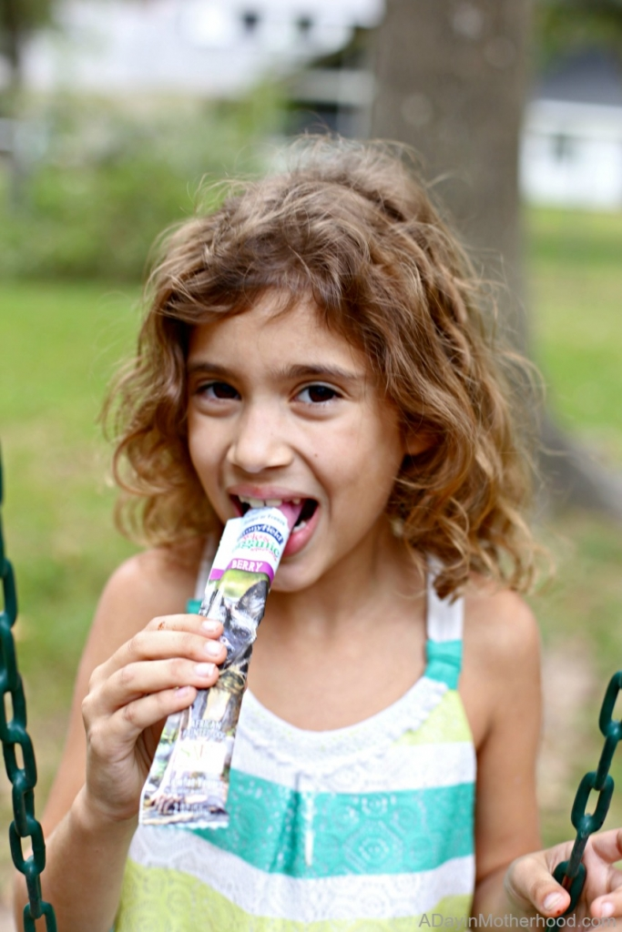 After School Snacks With Less Sugar that You Can Feel Good About as they swing