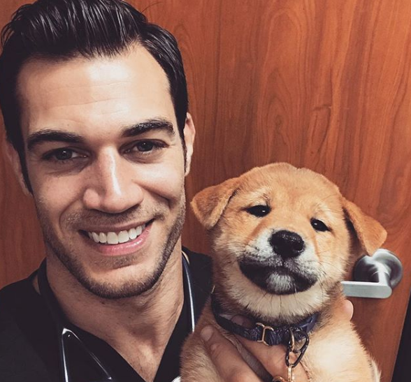 An Interview with World's Hottest Vet, Dr. Evan Antin