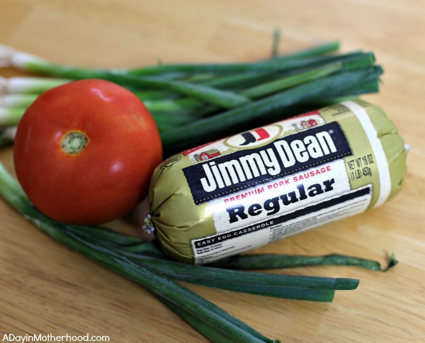 Spruce Up Your BLT Dip with Sausage from Jimmy Dean